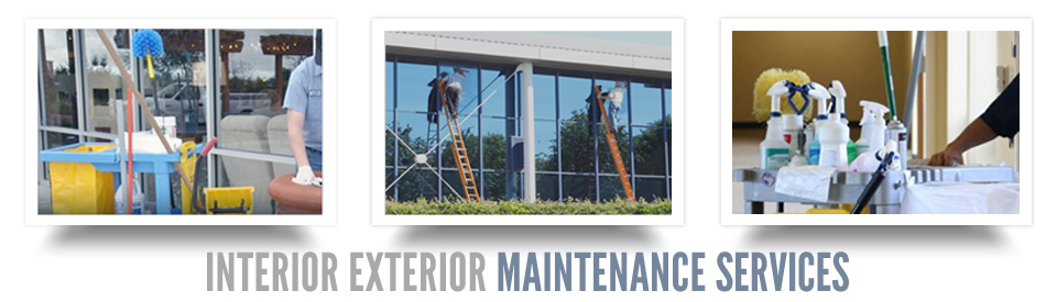 Interior Exterior Maintenance Services